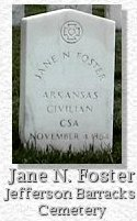 Jane Foster Grave