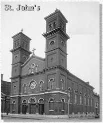 St. John's Catholic Church, St. Louis